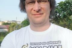 Waldemar Mańkowski - założyciel i autor WALDMAN E-BIKER - vlog / blog rowerowy