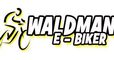 Witam na WALDMAN E-biker vlog