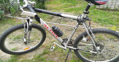 Przegląd roweru
