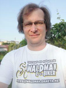 Waldemar Mańkowski- WALDMAN E-biker vlog